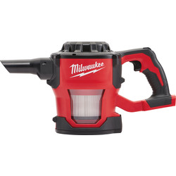 Milwaukee M18CV-0 18V Li-Ion Hand Vacuum Body Only