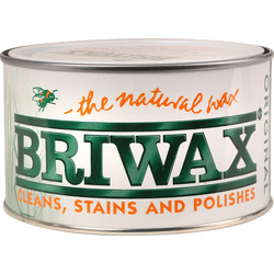 Briwax Briwax Original 400g Old Pine - 83118 - from Toolstation