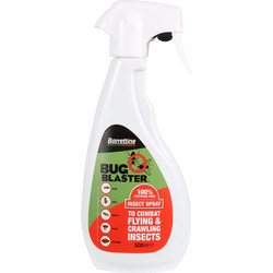 Barrettine Bug Blaster Insect Spray 500ml - 83214 - from Toolstation