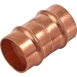 Pegler Yorkshire Solder Ring Straight Coupling