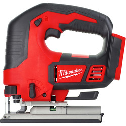 Milwaukee Milwaukee M18BJS-0 18V Li-Ion Cordless Jigsaw Body Only - 83366 - from Toolstation