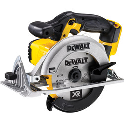 DeWalt DeWalt DCS391N-XJ 18V XR 165mm Cordless Circular Saw Body Only - 83392 - from Toolstation