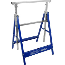Draper Draper Adjustable Metal Trestle 685 x 560mm - 83483 - from Toolstation