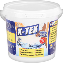 X-TEX Water Based Textured Coatings Remover 2.5L