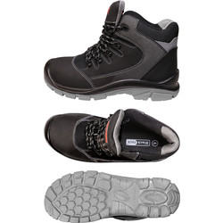 Blackrock Dawson Safety Hiker Boots Size 10 - 83640 - from Toolstation