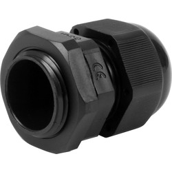IMO Stag IMO Stag IP68 Cable Gland 20mm Black - 83654 - from Toolstation