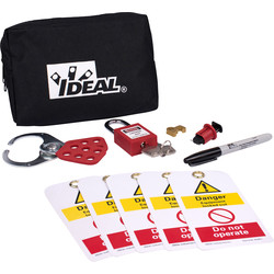 Lockout/Tagout Kit Domestic - 83688 - from Toolstation