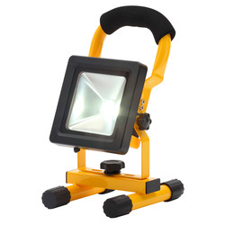 Zinc Rechargeable Work Light IP65