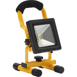 Zinc Zinc Rechargeable Work Light IP65 10W 700lm - 83731 - from Toolstation