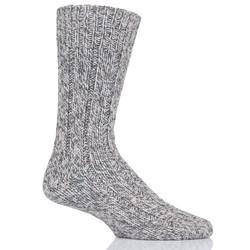 Wool Rich Heavy Gauge Work Boot Socks