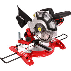 Einhell Einhell TC-MS 2112 1600W 210mm Single Bevel Mitre Saw 240V - 83788 - from Toolstation