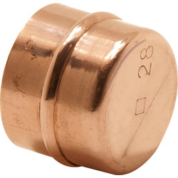 Pegler Yorkshire Solder Ring Stop End
