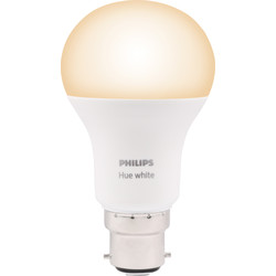 Philips Hue Philips Hue White Lamp B22/BC - 84023 - from Toolstation