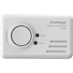 FireAngel FireAngel Carbon Monoxide Alarm CO-9B - 84039 - from Toolstation