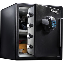 Master Lock Master Lock Fire & Water Resistant Safe 415 x 453 x 491mm - 84178 - from Toolstation