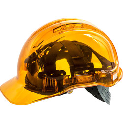Peakview Safety Helmet Orange