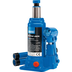 Draper Draper Hydraulic Bottle Jack 2000kg (2 Tonne) - 84194 - from Toolstation