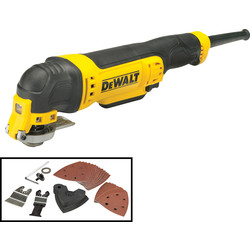 DeWalt DeWalt 300W Oscillating Tool with Bag 240V - 84271 - from Toolstation