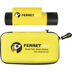 Super Rod Super Rod Cable Ferret WiFi Wireless Inspection Camera  - 84405 - from Toolstation