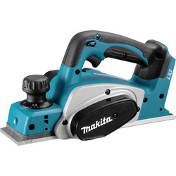 Makita Makita DKP180RMJ LXT 18V Li-Ion Cordless 2mm Planer Body Only - 84449 - from Toolstation