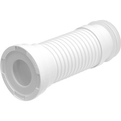 Jollyflex Finned Pan Connector Extra Short