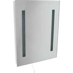 IP44 Mirror Light With Dual Voltage Shaver Socket