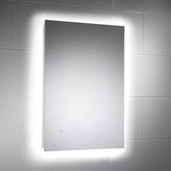 Sensio Sensio Serenity Backlit IP44 LED Mirror 240V 8.3W - 84663 - from Toolstation