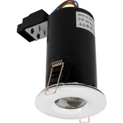 LED Fire Rated 5W High Power IP65 White 190lm - 84852 - from Toolstation