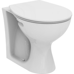 Armitage Shanks Armitage Shanks Sandringham 21 Back to Wall Toilet Pack  - 84903 - from Toolstation