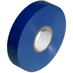 Insulation Tape Blue 19mm x 33m - 85005 - from Toolstation