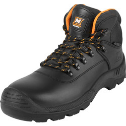 Maverick Safety Maverick Cyclone Waterproof Safety Boots Size 9 - 85013 - from Toolstation