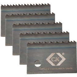 CK C.K Armourslice SWA Cable Stripper Spare Blades - 85136 - from Toolstation