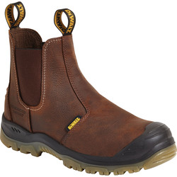 DeWalt DeWalt Nitrogen Safety Dealer Boots Size 10 - 85185 - from Toolstation