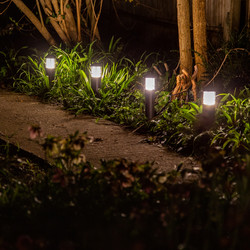 Duracell Post LV LED Garden Lighting Starter Kit
