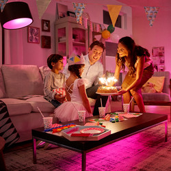 Philips Hue White and Colour Ambiance Lamp