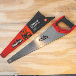Minotaur Second Fix Handsaw
