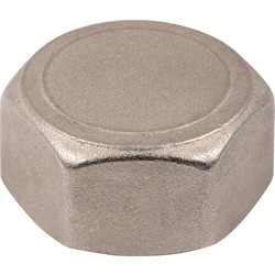 "Hep2O Hep2O Manifold End Cap 3/4"" Female - 85469 - from Toolstation"