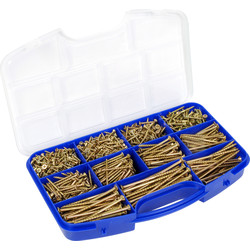Screw-Tite Midi Pozi Screw Selection Case