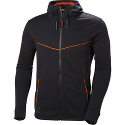 Helly Hansen Helly Hansen Chelsea Evolution Hoody Medium Black - 85579 - from Toolstation