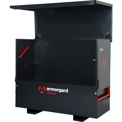 Armorgard Armorgard Tuffbank Site Chest 1525 x 615 x 1265mm - 85634 - from Toolstation