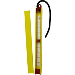 Monument Gas Test Gauge 30MB - 85691 - from Toolstation