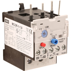 IMO IMO Overload Relay 1.2 To 1.8A - 85774 - from Toolstation