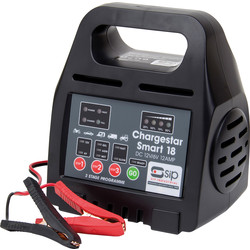 SIP SIP Chargestar Smart 18 Battery Charger  - 85778 - from Toolstation