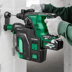 Hikoki DH36DPB 36V MultiVolt Brushless Rotary SDS Plus 28mm Hammer Drill