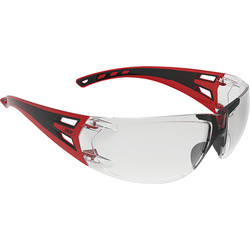 JSP Forceflex 3 Safety Glasses Clear