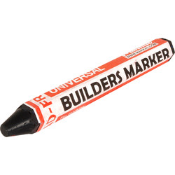 Markal Markal Builders Marker Black - 85894 - from Toolstation