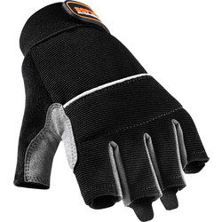 Scruffs Max Performance Fingerless Gloves One Size