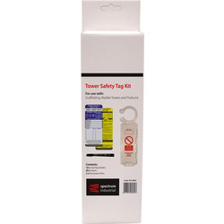 Spectrum Industrial Tower Scaffold Safety Kit  - 86029 - from Toolstation