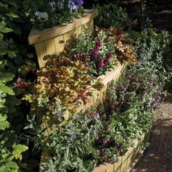 Rowlinson Marberry Cascade Planter