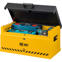 Van Vault Van Vault Mobi Storage Box 780mm (L) x 415mm (D) x 370mm (H) - 86040 - from Toolstation